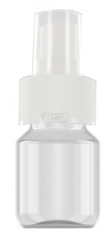 Spray mist bottle 30ml clear