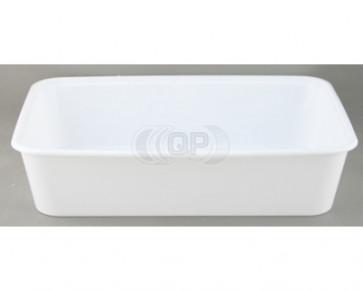 Plastic container 500 ml + cap 25 pieces