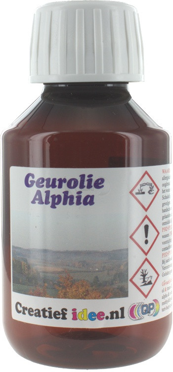 Perfume / Fragrance oil Alphia 1000ml