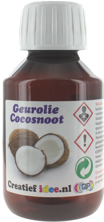 Perfume / fragrance oil Coconut 100ml