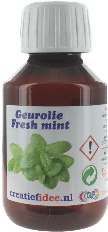 Perfume / fragrance oil Fresh mint 100ml