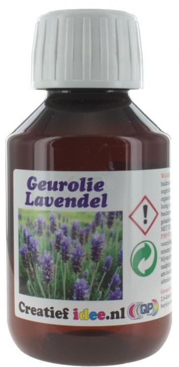 Perfume / fragrance oil Lavender 100ml