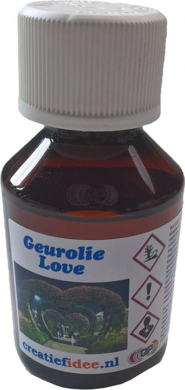 Perfume / fragrance oil Love 100ml