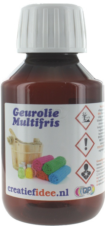 Perfume / fragrance oil Multi Fresh 100ml