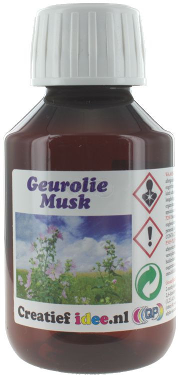 Perfume / fragrance oil Musk 500ml (Decoration only)