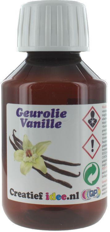 Perfume / fragrance oil Vanilla 100ml