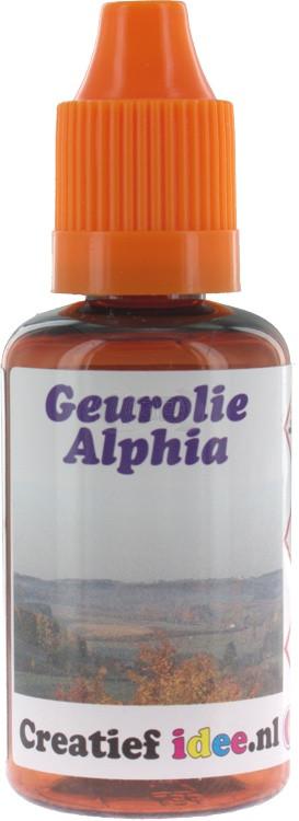 Perfume / Fragrance oil Alphia 30ml