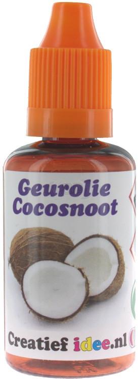 Perfume / fragrance oil Coconut 30ml