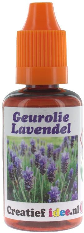 Perfume / fragrance oil Lavender 30ml