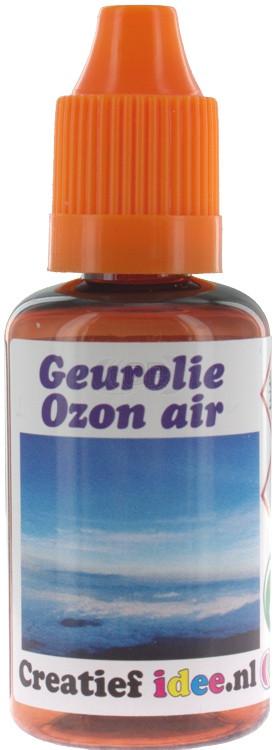Perfume / fragrance oil Ozon air 30ml (Decoration only)