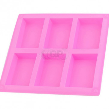 QP0038NS silicone mold: Photo / block of soap