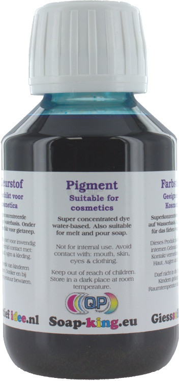 Pigment Blue refill 250ml (cosmetics suitable)
