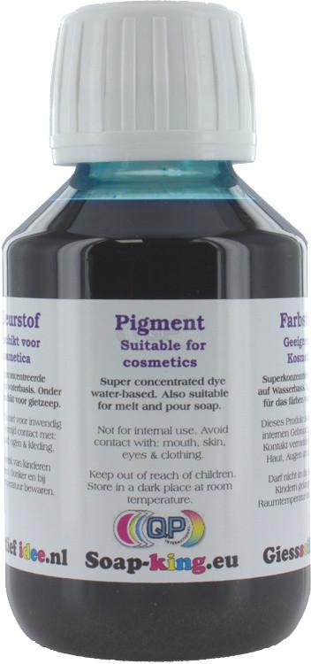 Pigment Blue refill 100ml (cosmetics suitable)