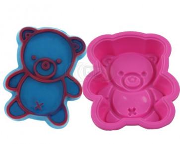 QP0065S silicone mold: Bear  Big