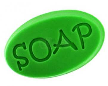 QP0067S silicone mold: soap mold