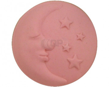 QP0071S silicone mold: Moon + Stars