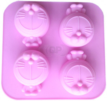 QP0135S silicone mold: Faces (cartoon)