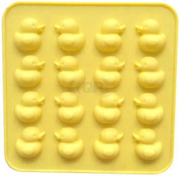 QP0138S silicone mold: Duck