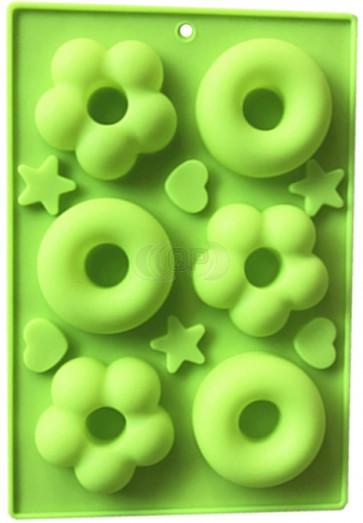 QP0143S silicone mold: Cartoon