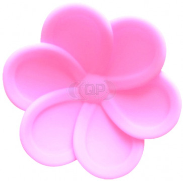 QP0156S silicone mold: Flower