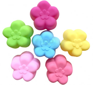 QP0158S silicone mold: Flower