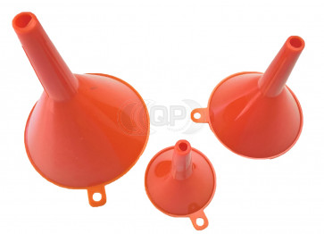 Funnel set with 3 sizes 95/73 / 50mm
