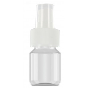Spray mist bottle 30ml clear