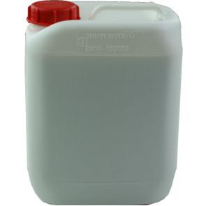 Liquid glycerine 1.26 Food grade 5,67 kilo (4,5 liter)