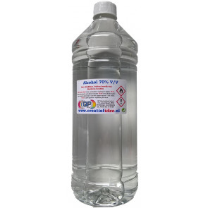Surgical alcohol (70%) refill 1 liter