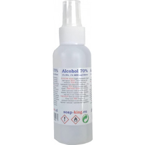 Surgical alcohol (70%) 100ml including spray bottle