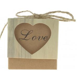 Gift box Love 5 pieces (5*5*5 cm)