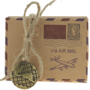 Gift box airmail 5 pieces (6*3,5*4,5 cm)