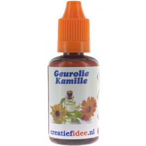 Perfume / Fragrance oil Chamomile (Decoration only)