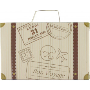 Gift box suitcase 5 pieces (8*3*5 cm)