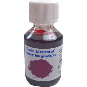 Pigment Red 100ml (cosmetics suitable)