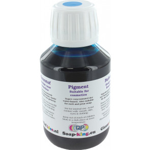 Pigment Blue refill 250ml (cosmetics suitable)