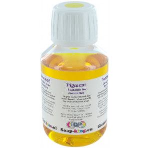 Pigment Yellow refill (cosmetics suitable)