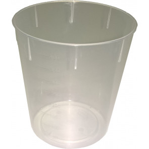 Measuring cup 400ml flexible, perfect to mix