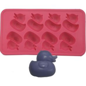 QP0008S silicone mold: ducks