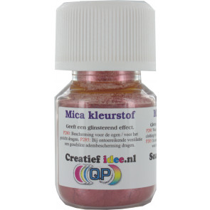 Mica pigment Russet powder 20ml