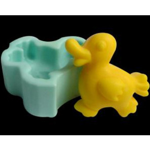 QP0045S silicone mold: Duck Big