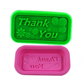 QP0068S silicone mold: Thank you