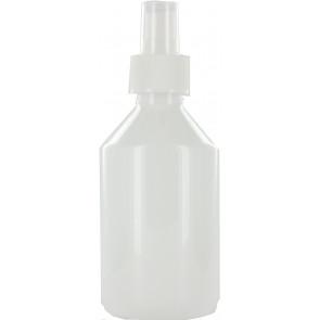 Spray bottle 250ml white 28mm