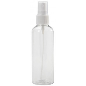 Spray mist bottle 100ml clear
