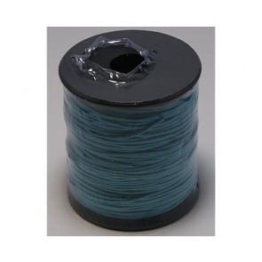Wax cord blue Ø 1mm 70 meter