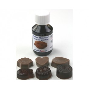Pigment Brown 100ml (cosmetics suitable)