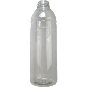 1000ml transparent plastic bottle cap / din 38