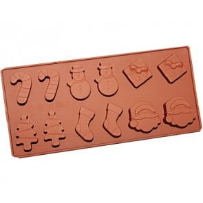 QP0030S silicone mold: winter mold 1