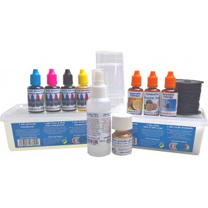 Glycerin melt and pour soap starter pack 3: professional